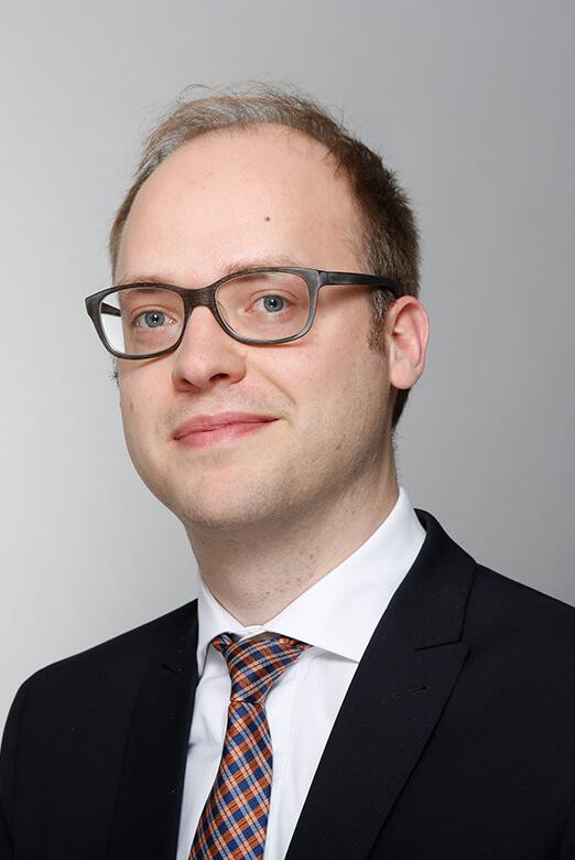 Licenciado en Ciencias Empresariales<br/>Christoph Michels