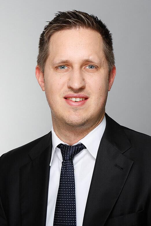Licenciado en Ciencias Financieras<br/>Martin Tottmann LL.M.